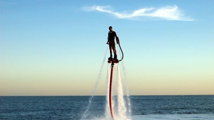 Flyboard/Hoverboard-La Baule-Flyboard/Hoverboard à Pornichet-1