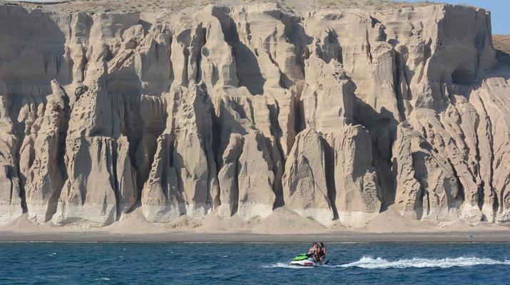 Jet Skiing-Santorini-Jet Ski Safari from Perivolos, Santorini-11