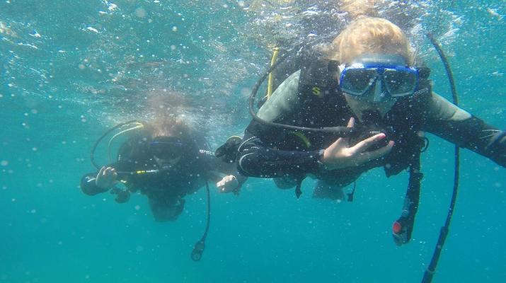Scuba Diving-Lefkada-Discover Scuba Diving in Likiana, Lefkada-5
