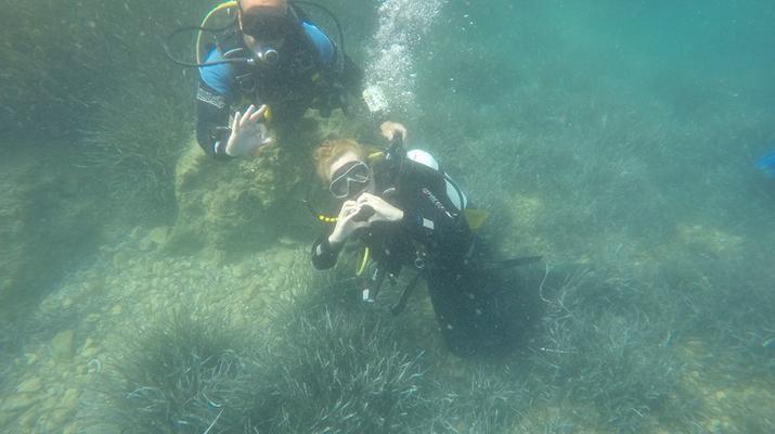 Scuba Diving-Lefkada-Discover Scuba Diving in Likiana, Lefkada-6