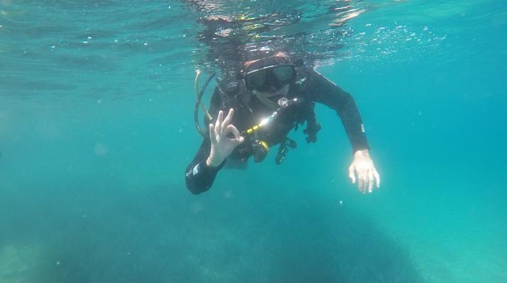 Scuba Diving-Lefkada-Discover Scuba Diving in Likiana, Lefkada-4