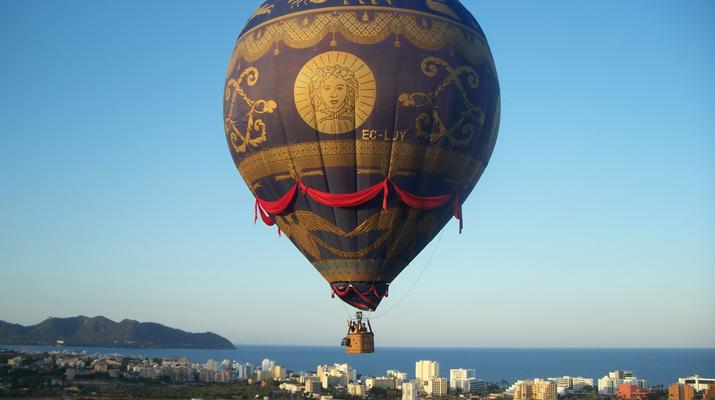 Montgolfière-Manacor, Mallorca-Vols en montgolfière au-dessus de Majorque, au départ de Manacor-4