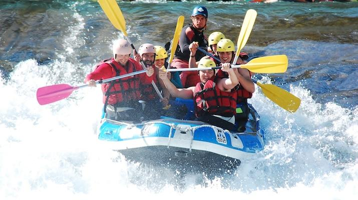 Canyoning-Spanish Catalan Pyrenees-Rafting and canyoning trip in the Spanish Catalan Pyrenees-2