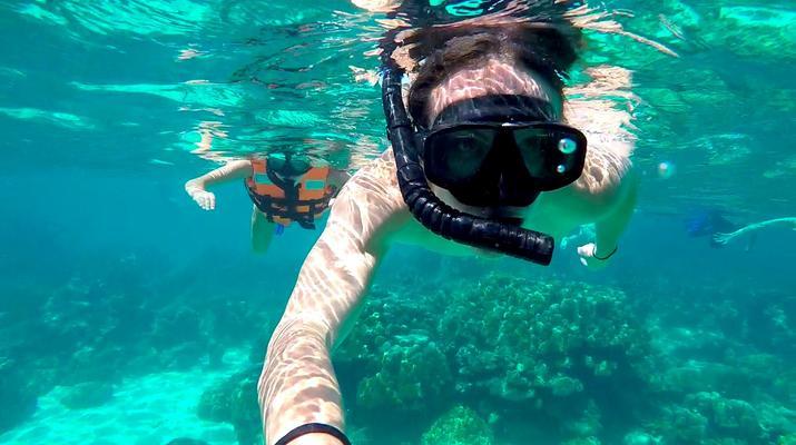 Snorkeling-Santa Maria-Snorkeling excursion in Santa Maria, Azores-2