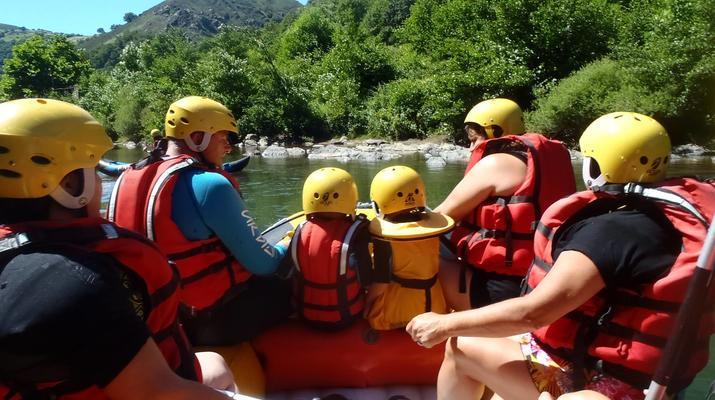 Rafting-Itxassou-Bidarray-Descente en Rafting de la Nive près de Biarritz-3