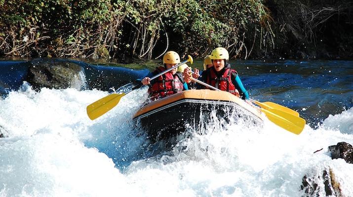 Rafting-Bagnères-de-Luchon-Rafting sur la Garonne à Marignac, près de Bagnères-de-Luchon-4