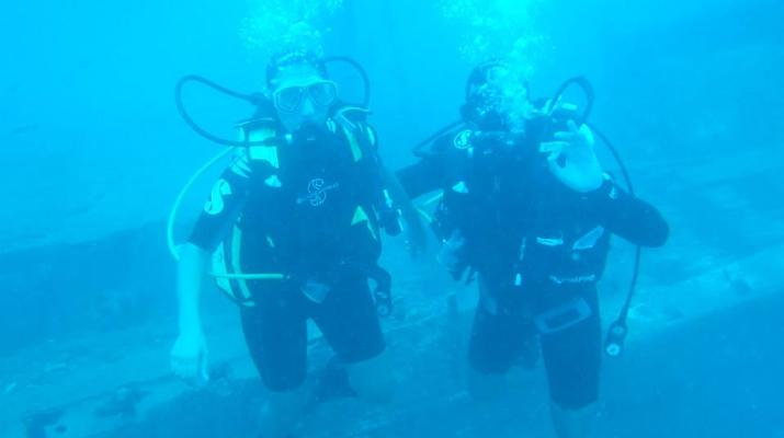 Scuba Diving-Corfu-Discover scuba diving in Kontokali, Corfu-5