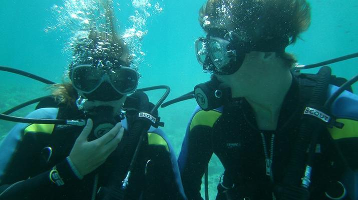 Scuba Diving-Zakynthos (Zante)-Discover Scuba Diving in Tsilivi, Zante-1