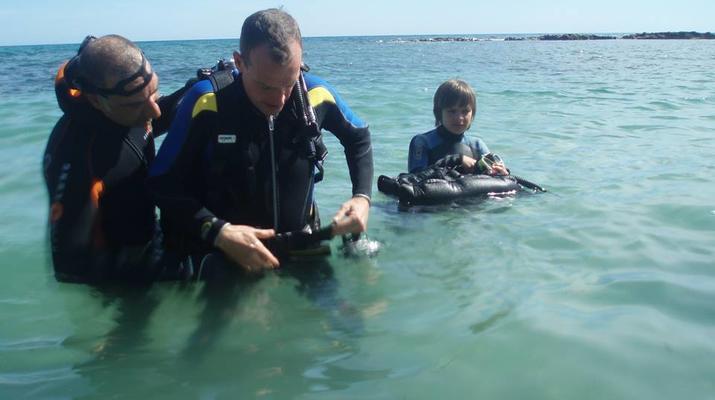 Scuba Diving-Zakynthos (Zante)-Discover Scuba Diving in Tsilivi, Zante-2