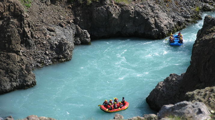 Rafting-Northwestern Region of Iceland-Extreme rafting down the East Glacial River, Northwestern Region of Iceland-5