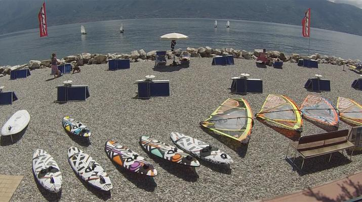 Windsurfing-Lake Garda-Windsurfing courses in Tignale, Lake Garda-5