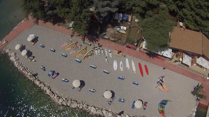 Kitesurfing-Lake Garda-Kitesurfing courses in Tignale, Lake Garda-3