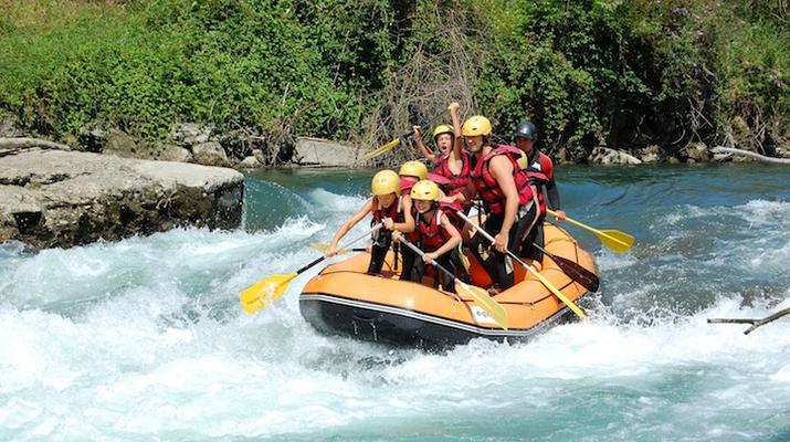 Canyoning-Spanish Catalan Pyrenees-Rafting and canyoning trip in the Spanish Catalan Pyrenees-3