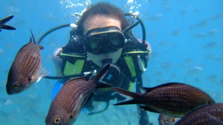 Scuba Diving-Corfu-Discover scuba diving in Kontokali, Corfu-2