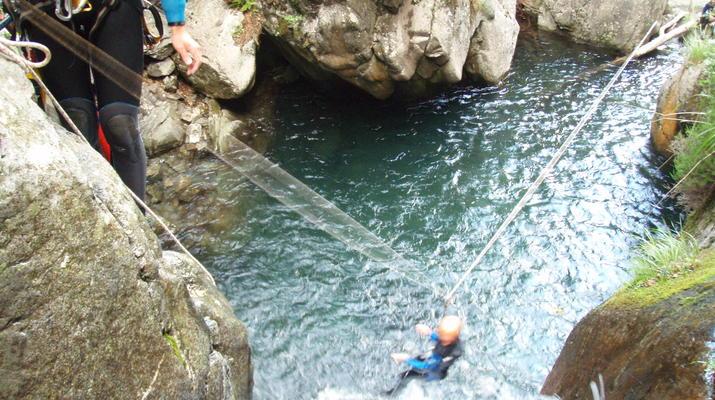 Canyoning-Spanish Catalan Pyrenees-Rafting and canyoning trip in the Spanish Catalan Pyrenees-1
