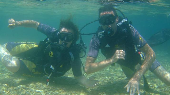 Scuba Diving-Corfu-Discover scuba diving in Kontokali, Corfu-3