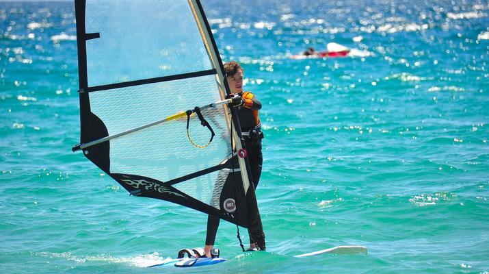 Windsurf-Tarifa-Cours privés de planche à voile à Tarifa-4