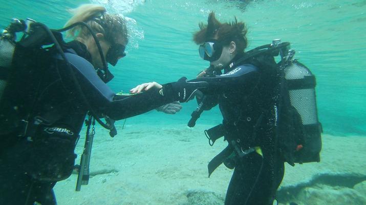 Scuba Diving-Zakynthos (Zante)-Discover Scuba Diving in Tsilivi, Zante-6