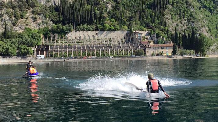 Flyboard / Hoverboard-Lake Garda-Try flyboarding in Tignale, Lake Garda-2