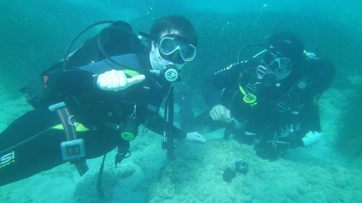 Scuba Diving-Zakynthos (Zante)-Discover Scuba Diving in Tsilivi, Zante-4