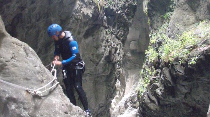 Canyoning-Spanish Catalan Pyrenees-Rafting and canyoning trip in the Spanish Catalan Pyrenees-4