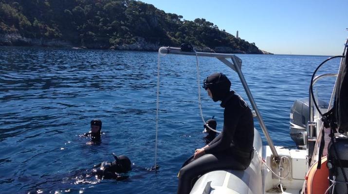 Apnée-Nice-Baptême d'Apnée à Nice, Côte d'Azur-6