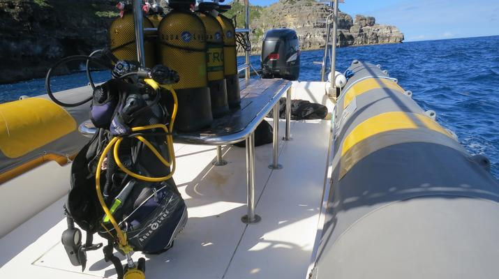 Plongée sous-marine-Port-Louis, Grande-Terre-Plongées Exploration dans les Grottes de Port-Louis, Guadeloupe-4