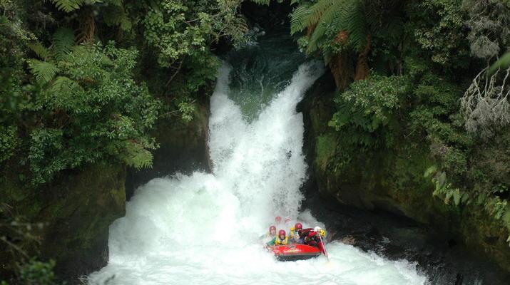 Rafting-Rotorua-Rafting down the Kaituna River in Rotorua-8