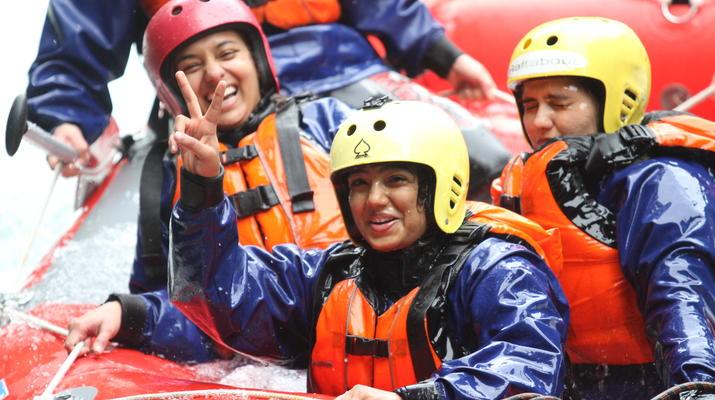 Rafting-Rotorua-Rafting down the Kaituna River in Rotorua-1