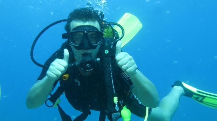 Plongée sous-marine-Port-Louis, Grande-Terre-Stage de Plongée FFESSM  Niveau 1 à Port-Louis, Guadeloupe-1