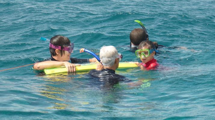 Snorkeling-Port-Louis, Grande-Terre-Excursions Snorkeling à Port-Louis, Guadeloupe-1