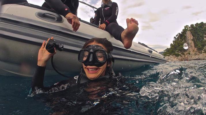 Plongée sous-marine-Nice-Baptême de Plongée à Nice-4