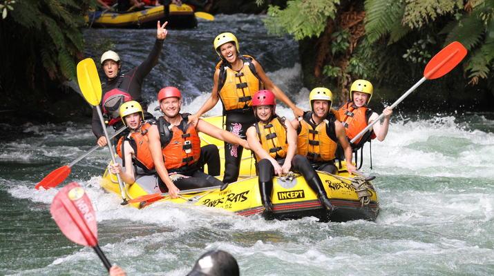 Rafting-Rotorua-Rafting down the Kaituna River in Rotorua-4
