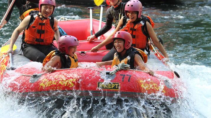 Rafting-Rotorua-Rafting down the Kaituna River in Rotorua-12