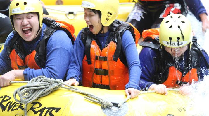 Rafting-Rotorua-Rafting down the Kaituna River in Rotorua-6