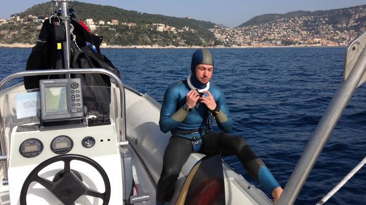 Apnée-Nice-Baptême d'Apnée à Nice, Côte d'Azur-4