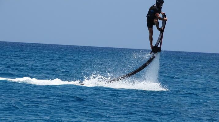 Flyboard/Hoverboard-Port-Louis, Grande-Terre-Session Flyboard ou Hoverboard en Guadeloupe-1