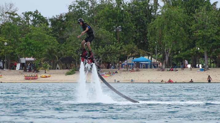 Flyboard/Hoverboard-Port-Louis, Grande-Terre-Session Flyboard ou Hoverboard en Guadeloupe-4