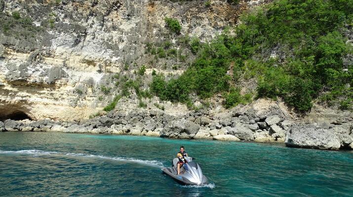 Flyboard/Hoverboard-Port-Louis, Grande-Terre-Session Flyboard ou Hoverboard en Guadeloupe-2