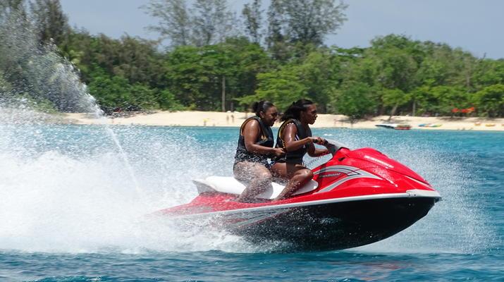 Jet Ski-Port-Louis, Grande-Terre-Initiation et Excursions en Jet Ski à Port-Louis, Guadeloupe-8