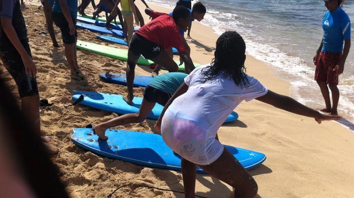 Surf-Le Moule-Stages de Surf au Moule, Guadeloupe-9