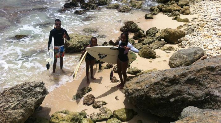Surf-Le Moule-Stages de Surf au Moule, Guadeloupe-4