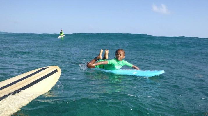 Surf-Le Moule-Stages de Surf au Moule, Guadeloupe-11
