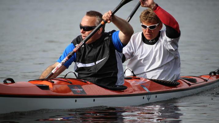 Kayak de mer-Deauville - Trouville-Randonnées Kayak de Mer le long des falaises de Deauville-Trouville-6