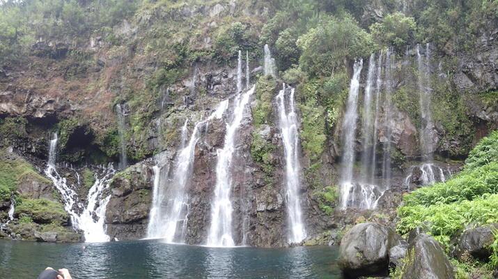 Canyoning-Rivière Langevin, Saint-Joseph-Canyon Famille de Langevin à La Réunion-4