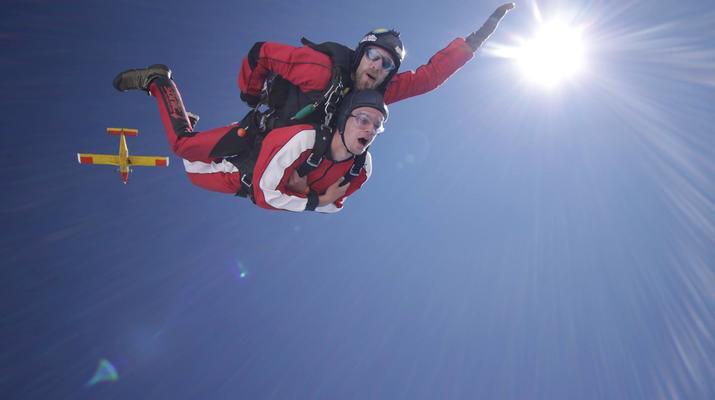 Skydiving-Franz Josef Glacier-Tandem skydive over Franz Josef Glacier-1