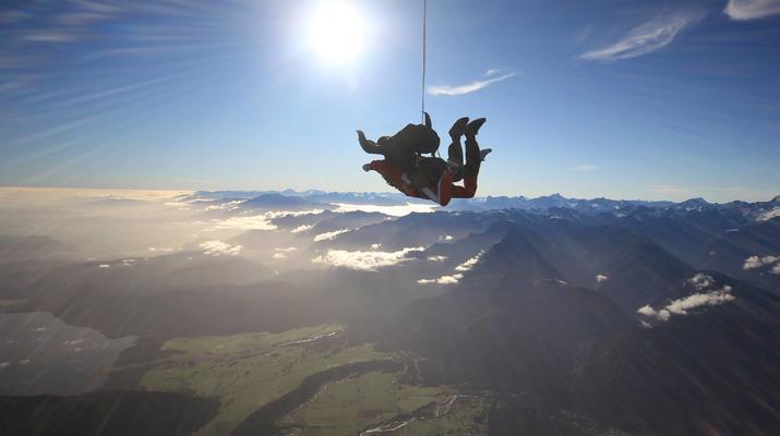Skydiving-Franz Josef Glacier-Tandem skydive over Franz Josef Glacier-4
