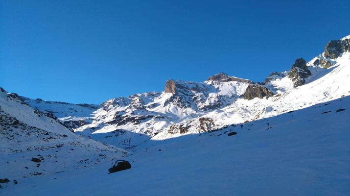 Raquette à Neige-Province of Lleida-Stage Randonnée Raquettes à Neige dans le Massif des Encantats-3