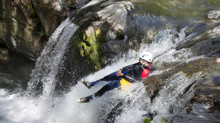 Canyoning-Ariege-Canyon de Marc en Ariège-2