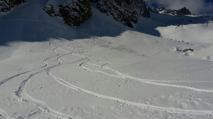 Heliski-Zermatt-Journée d'héliski sur le glacier de Zermatt depuis Gressoney-6